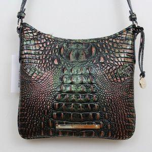 Brahmin Leather Samba Melbourne Jody Crossbody Bag